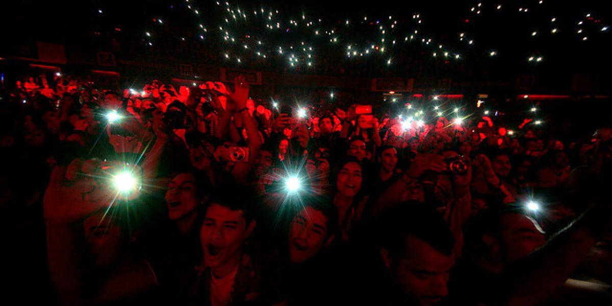 Galería: Gloria Trevi encantó al público con su show en el Caupolicán