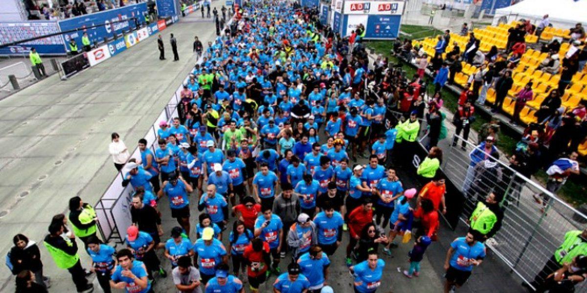 A apurarse: esta medianoche se abren las inscripciones para el Maratón de Santiago
