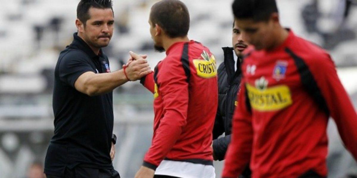 La promesa cumpleañera del plantel de Colo Colo a Héctor Tapia