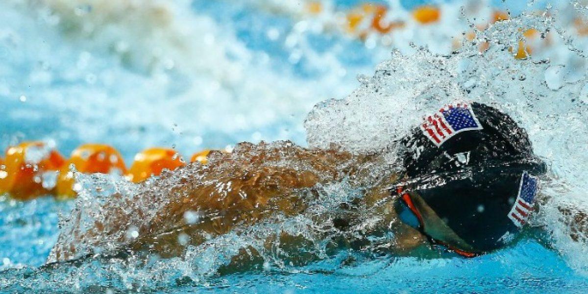 Michael Phelps fue detenido otra vez por conducir borracho