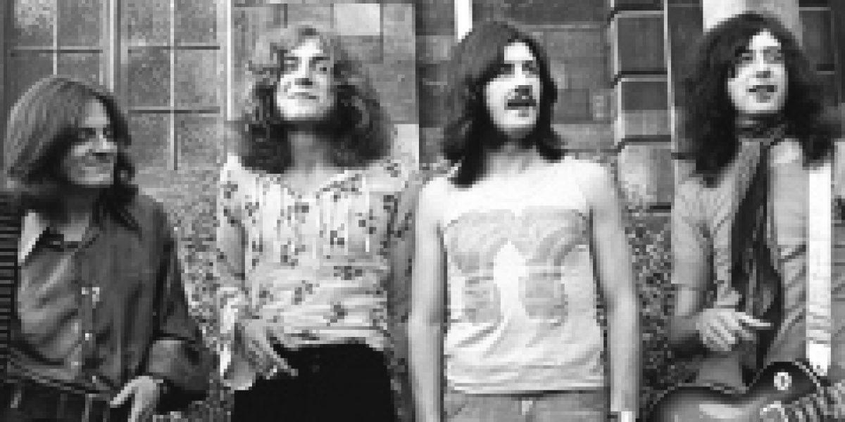 Led Zeppelin y Oasis, lucrativos a pesar de no sacar nuevos discos
