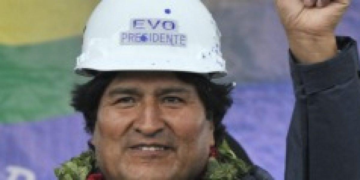 Evo Morales y economía boliviana: