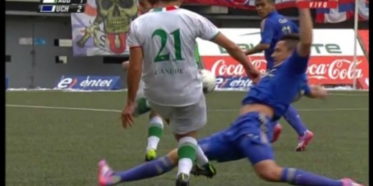 Audax Italiano apunta contra Canales: lo acusan de agredir a Cristián Canuhé