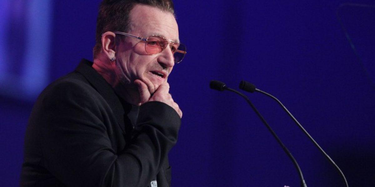 U2 se nos puso