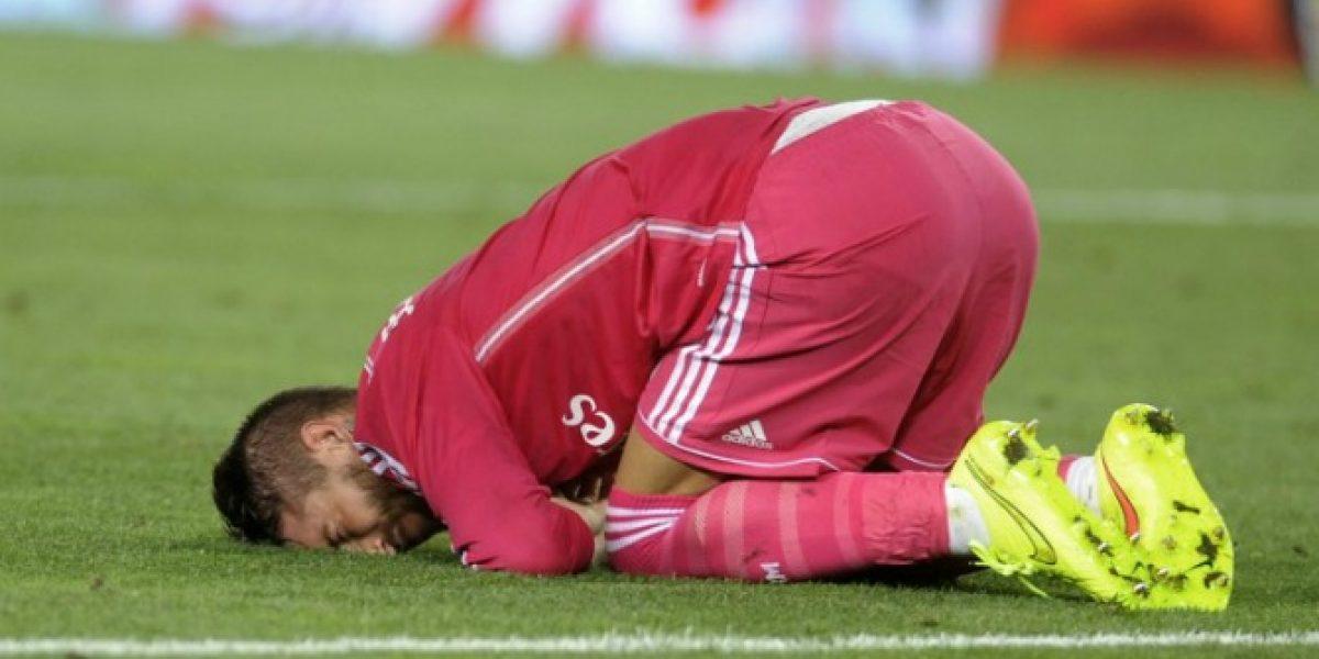 Sergio Ramos, el jugador