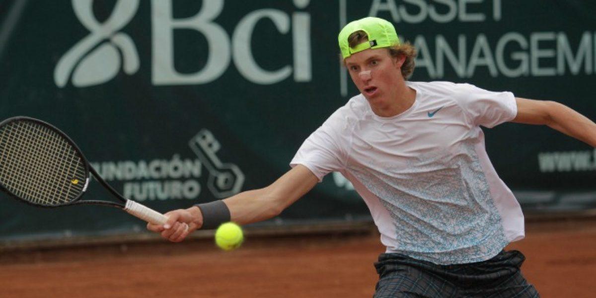 ¡Triunfazo! Nicolás Jarry venció al verdugo de Nadal en el ATP de Viña