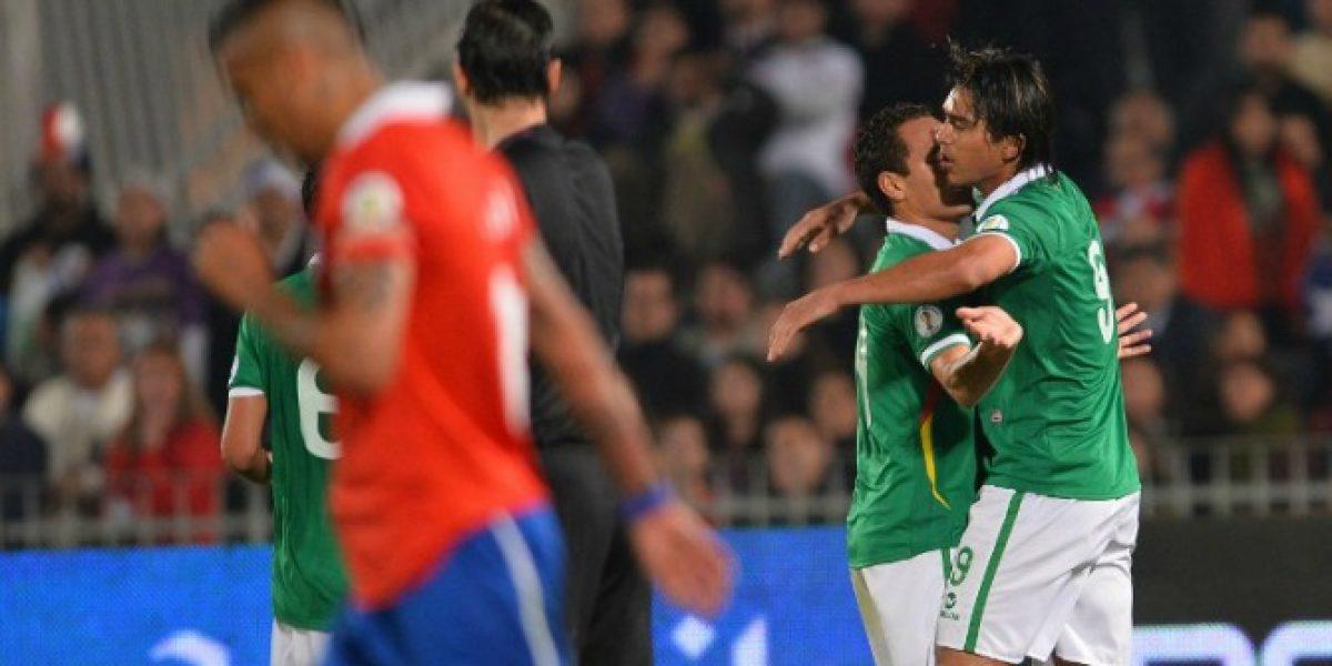 Figura de Bolivia pidió no jugar amistoso ante Chile