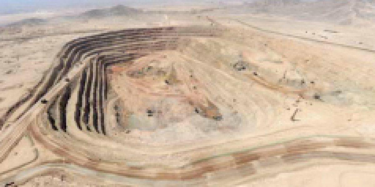 Se inaugura en Atacama la mina de Sierra Gorda