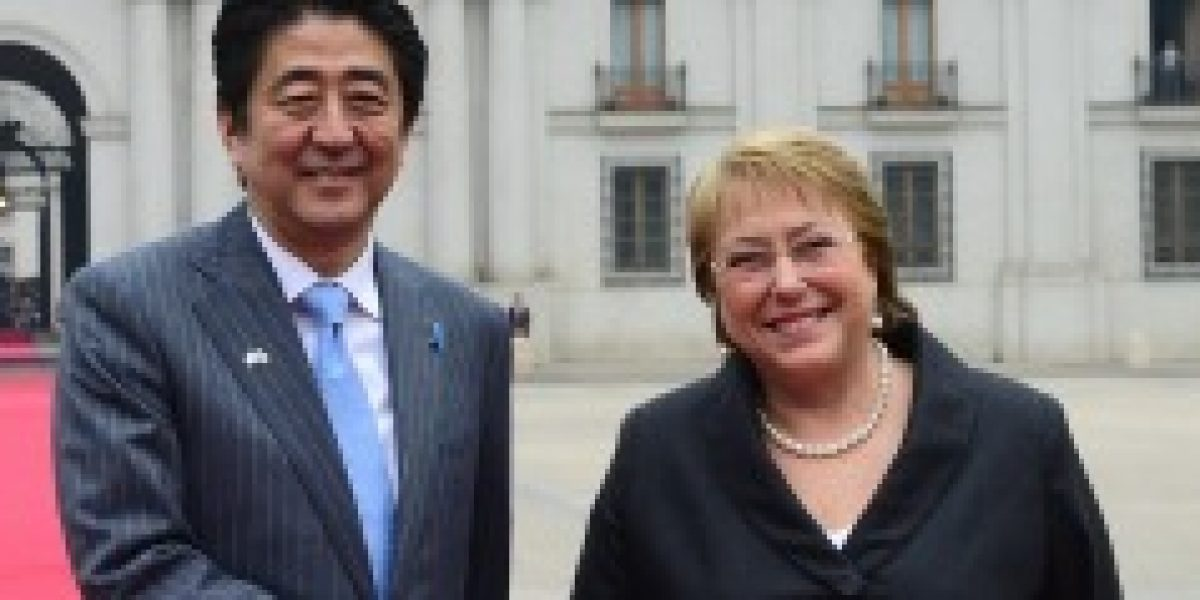 Chile y Japón acuerdan profundizar acuerdo comercial