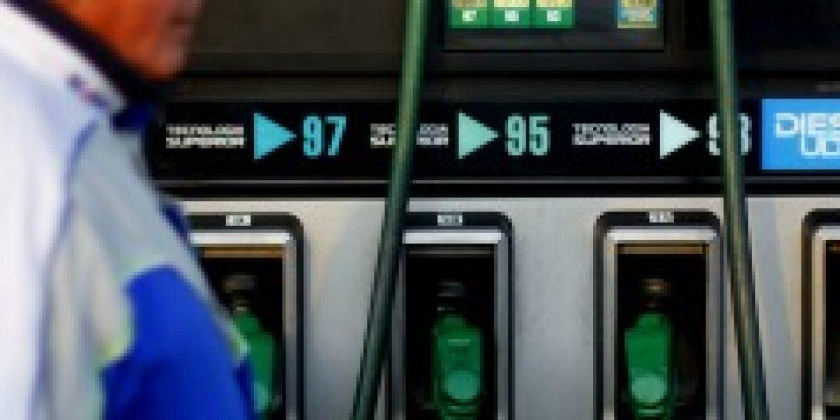 Enap: precio de las bencinas sube hasta $5,1 este jueves