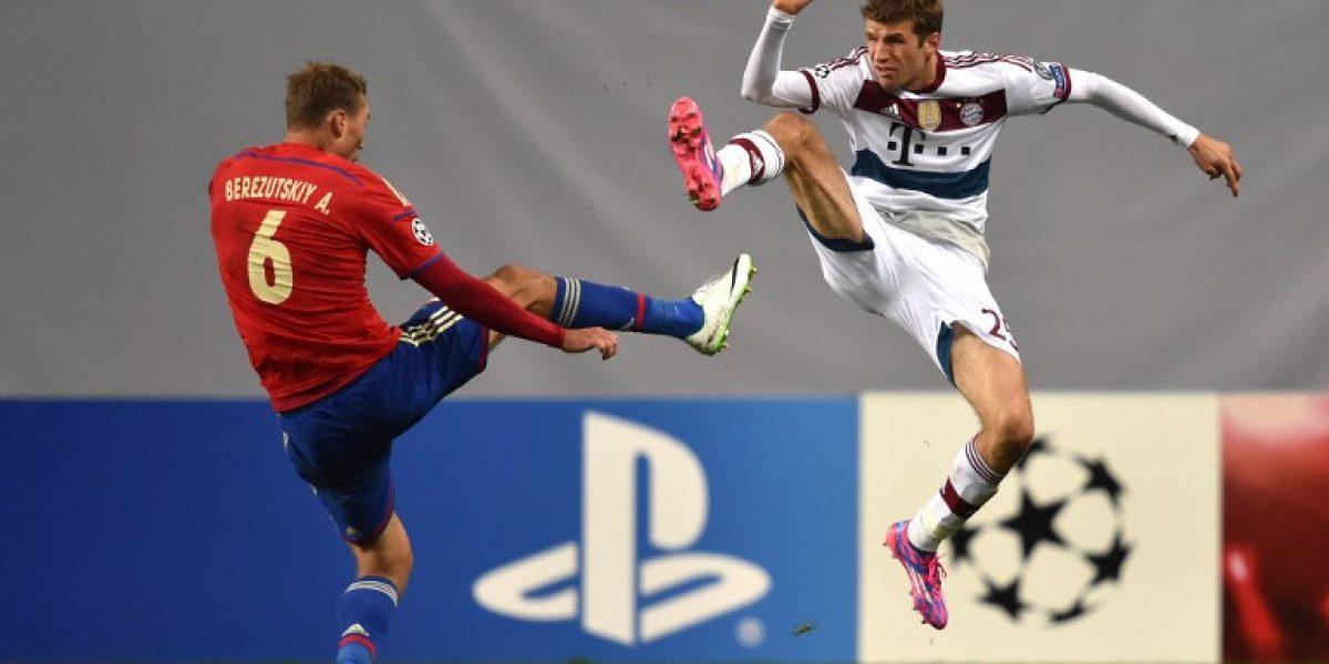 Bayern reembolsó a hinchas que alquilaron rascacielos para ver el partido