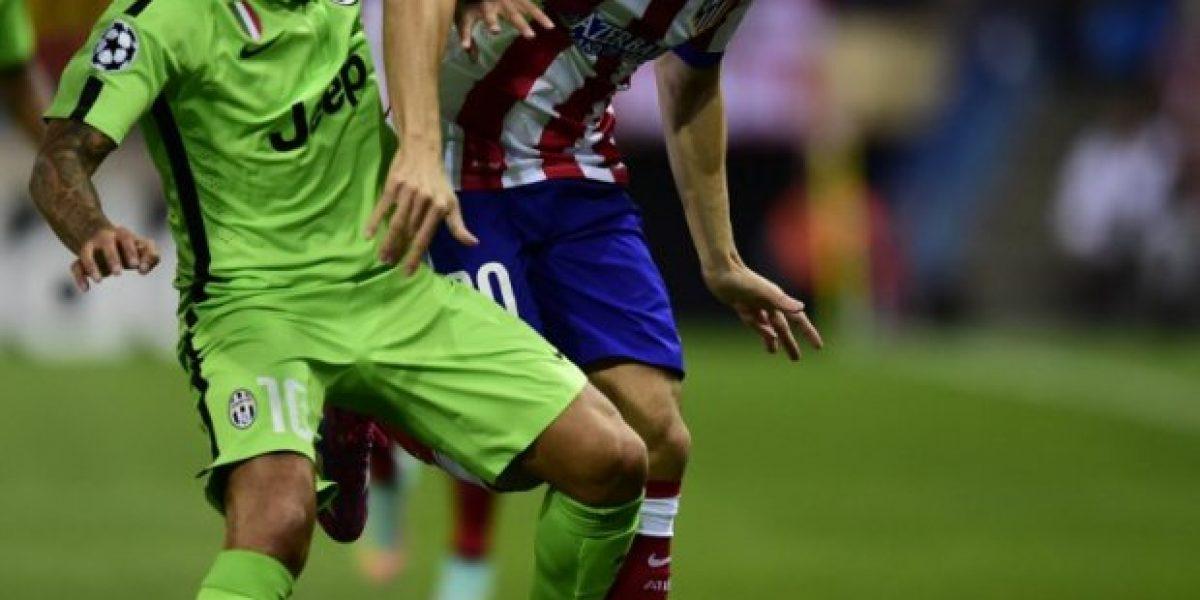 Galería: Así luce en cancha la novedosa camiseta de Juventus
