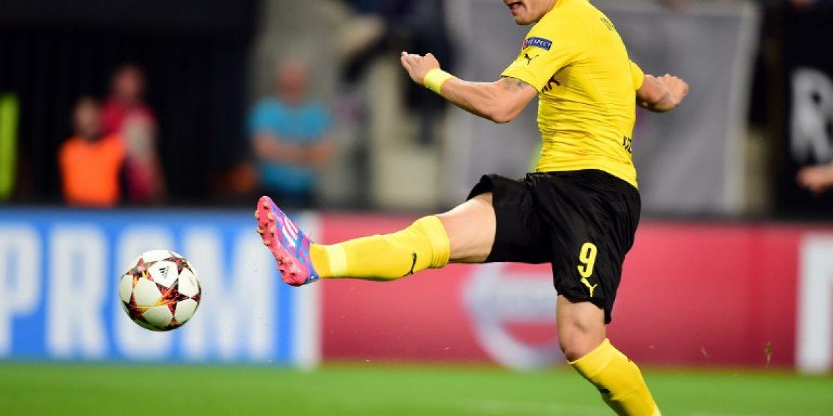 Galería: revisa las mejores imágenes de los partidos de la Champions League