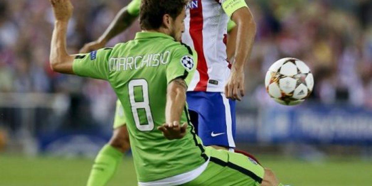 Juventus jugó un pobre partido y se inclinó ante Atlético en la Champions