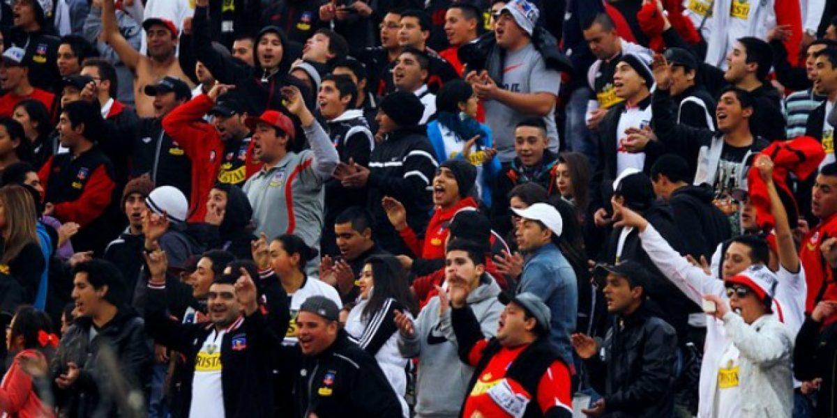 Superioridad alba: estudio revela que Colo Colo es el equipo más querido de Chile
