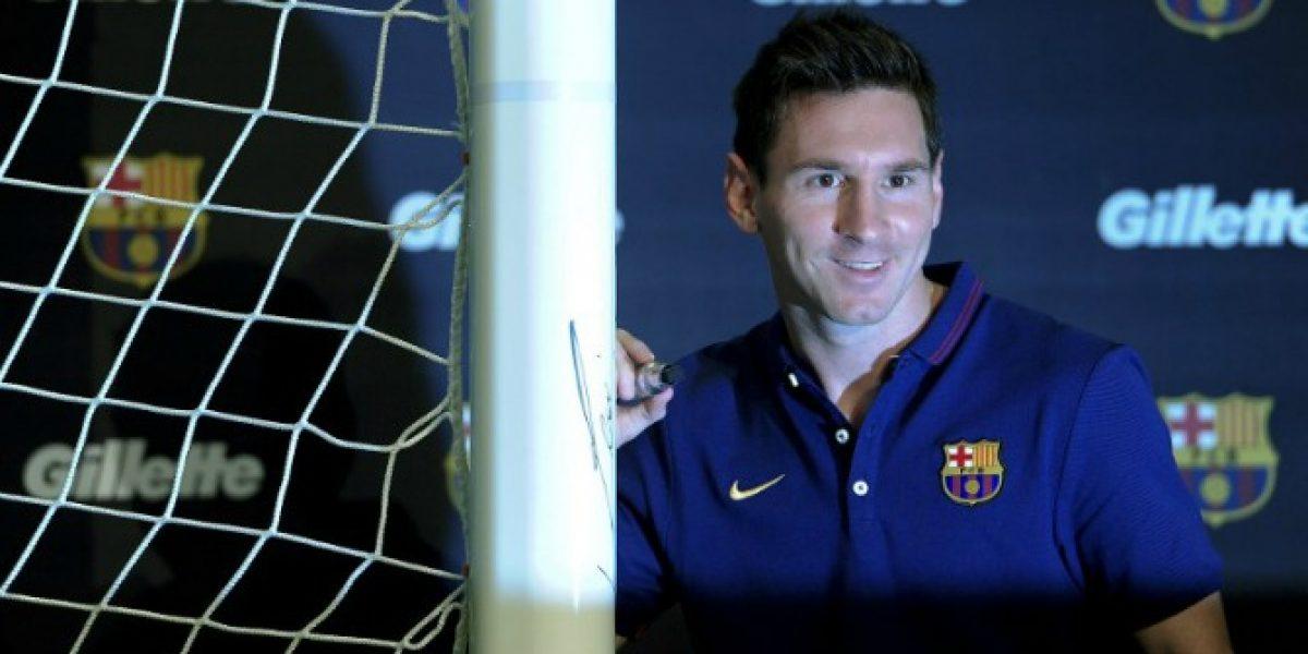 El nuevo récord por el que irá Lionel Messi en la Liga Española