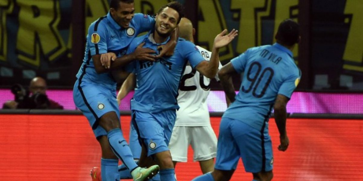 El Inter de Medel ganó, pero dejó mucho material para las críticas en la Europa League