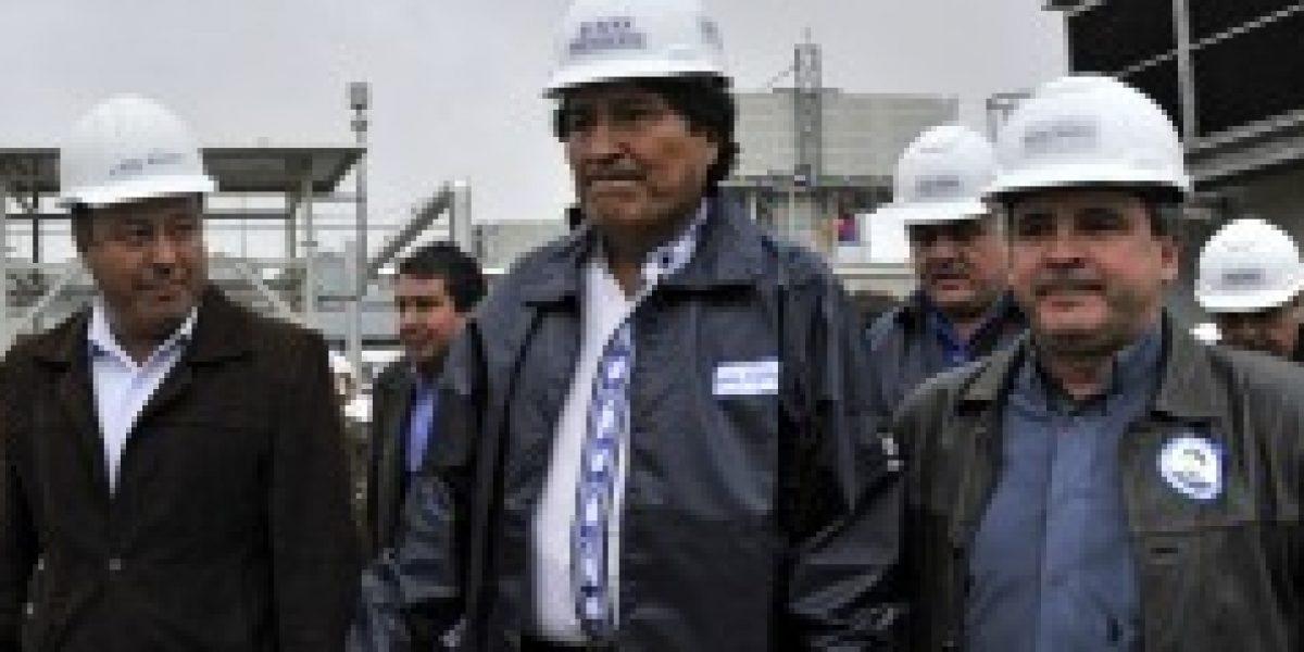 Bolivia iniciará su plan de energía nuclear este año