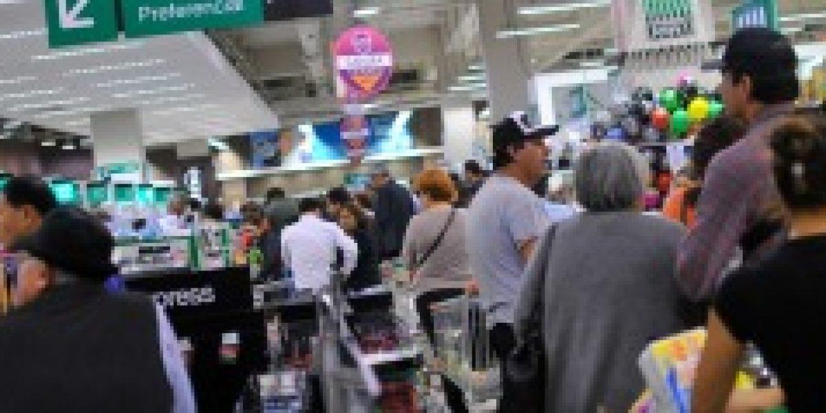 Carnes, desodorantes, chocolates y ropa: los productos más robados en el retail