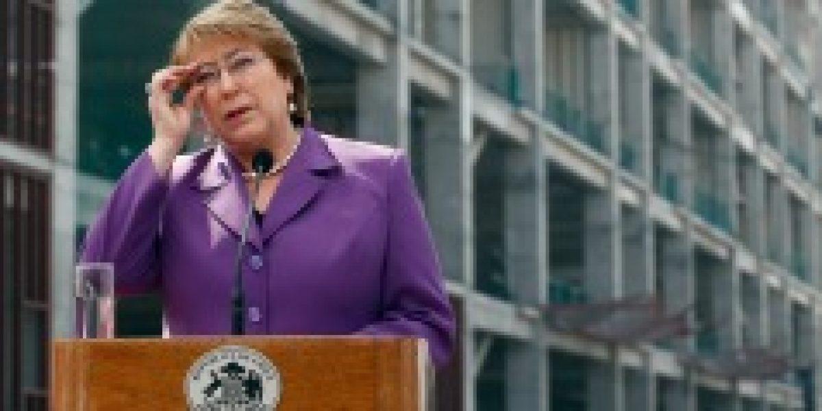 Bachelet destaca ante la OMC necesidad del
