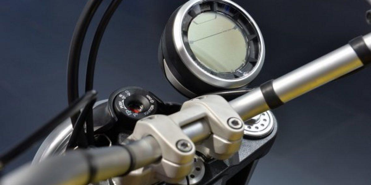 MOTOS:La Ducati Scrambler se estrenó en París
