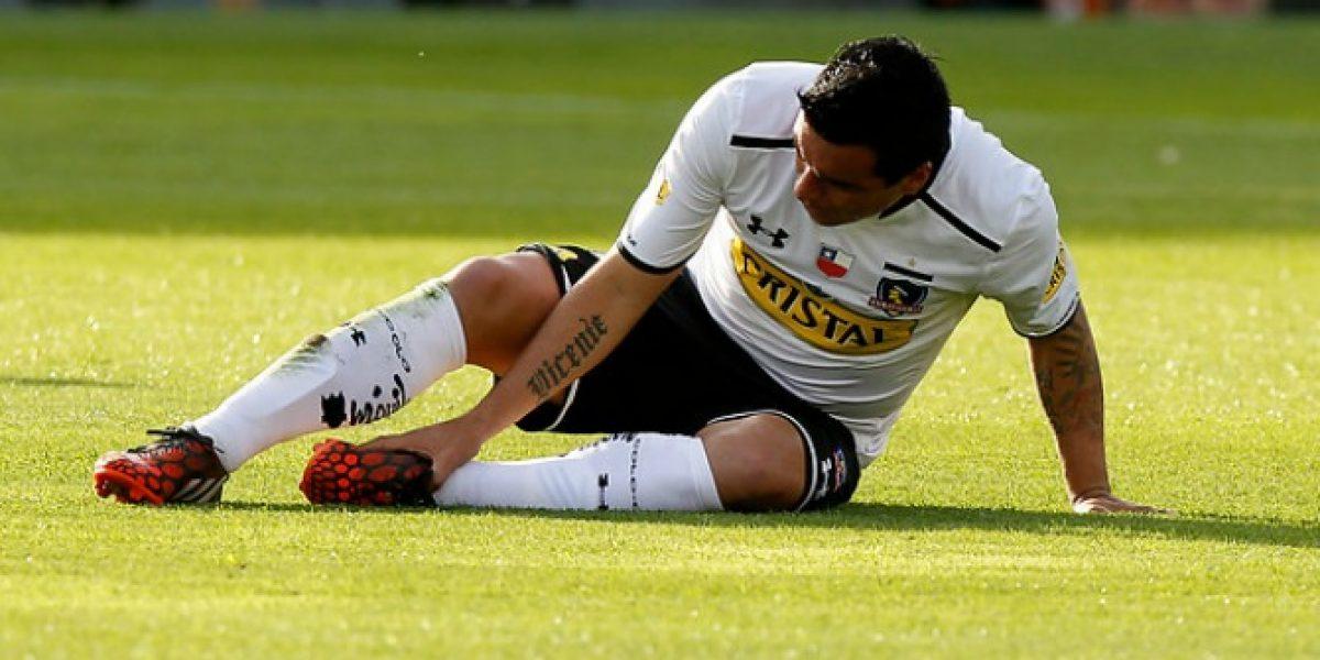 La pugna entre Esteban Paredes con Blanco y Negro no se detiene