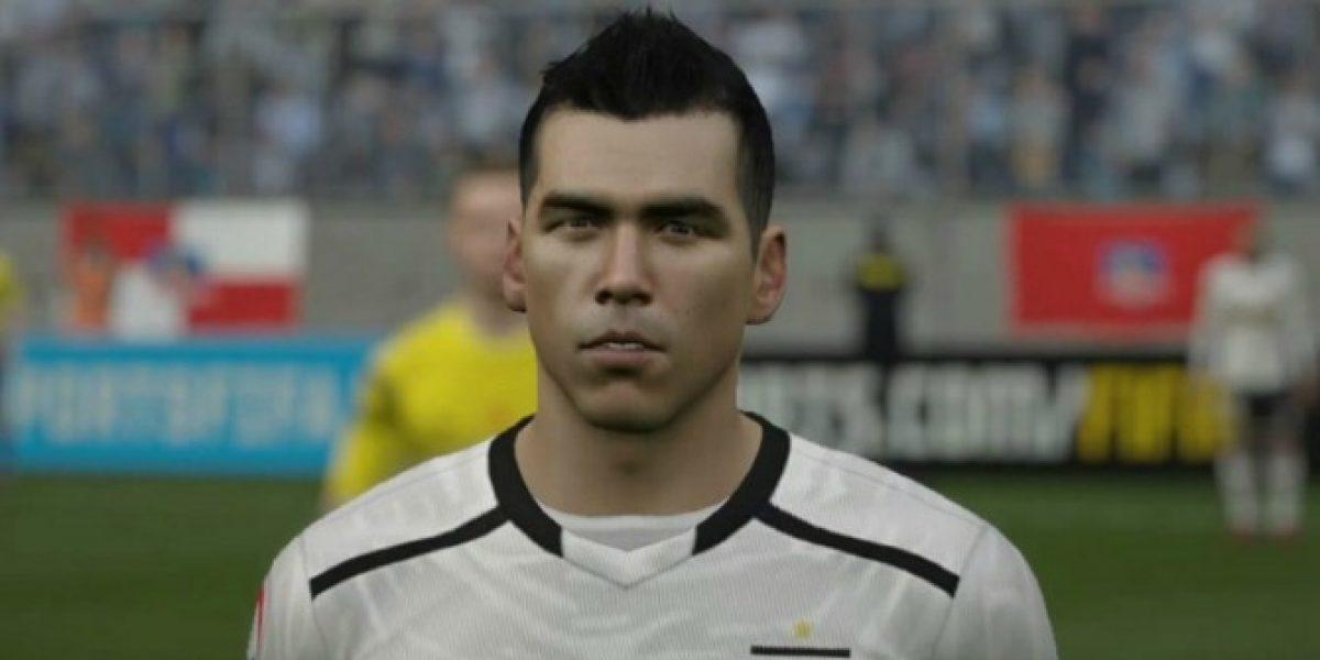 Conoce a los mejores jugadores de la liga chilena en el FIFA 15