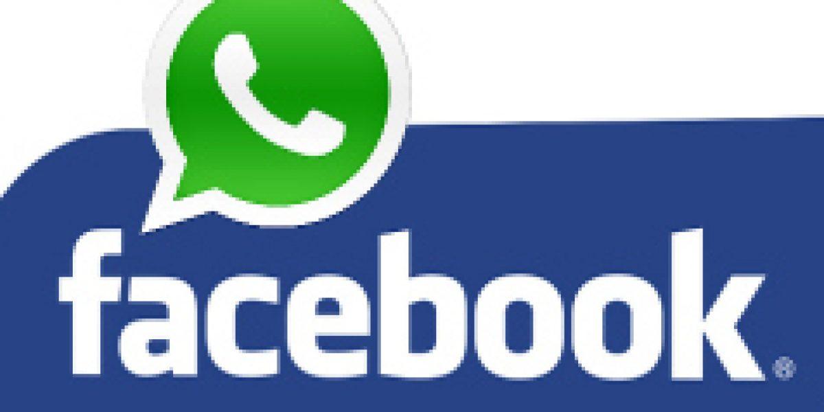 Todo listo para que Facebook cierre la compra de Whatsapp