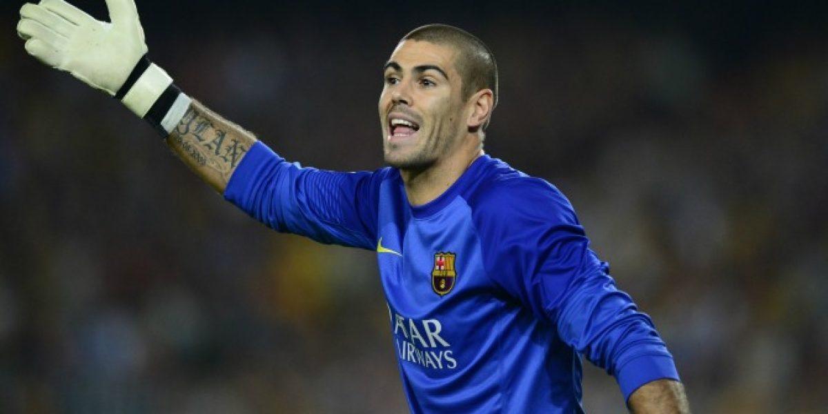 ¿Terminó la cesantía? Víctor Valdés llegaría a gigante de la Premier League