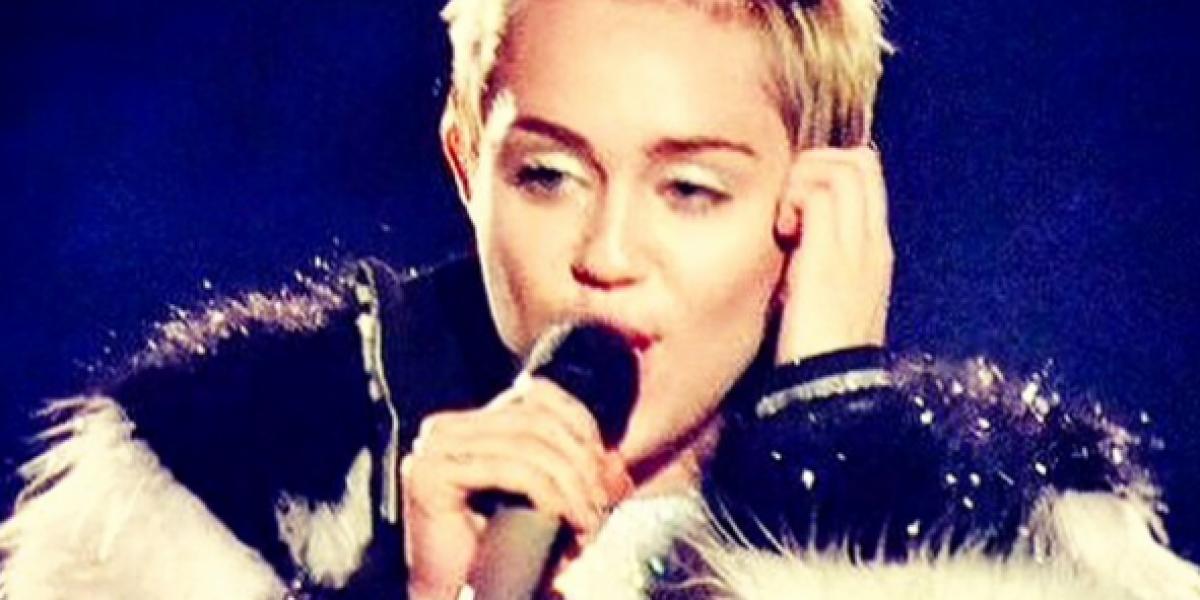 ¿Es Miley Cyrus un mal referente para sus jóvenes admiradores?