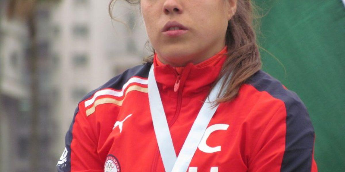 Roberto Tello, Ivana Gallardo y Matías Silva le dan tres medallas de oro a Chile en el Sudamericano Sub 23