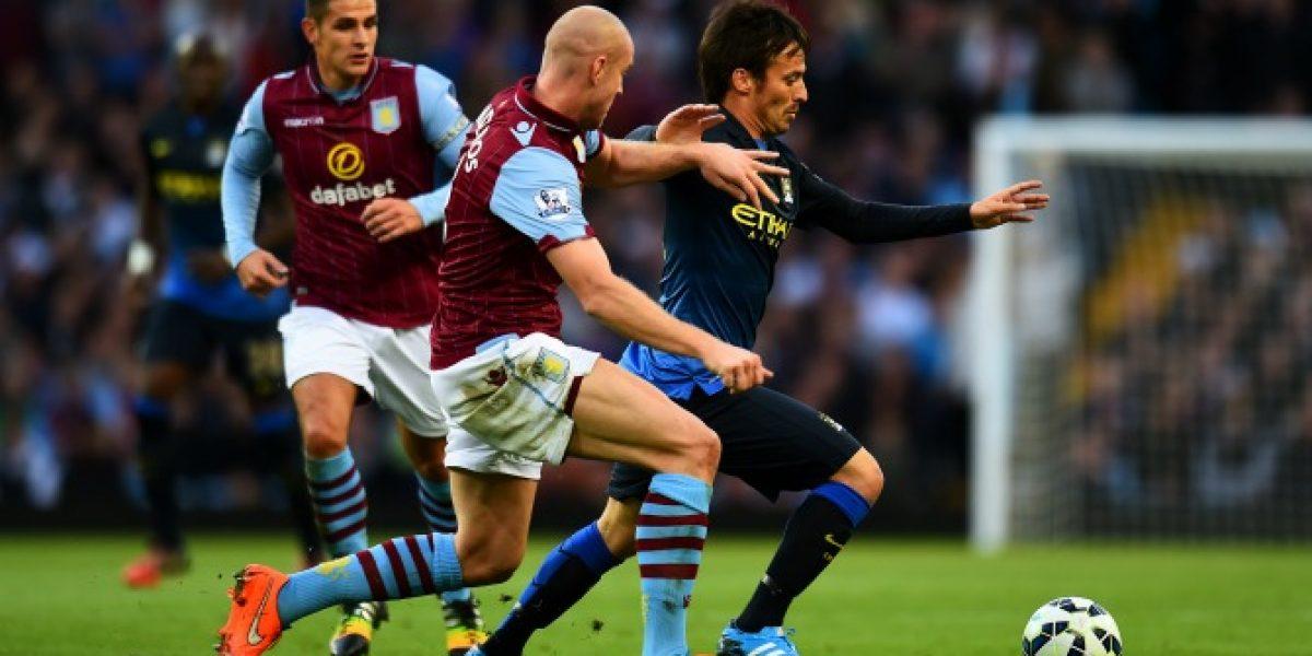 Manchester City gana y sigue acechando al Chelsea