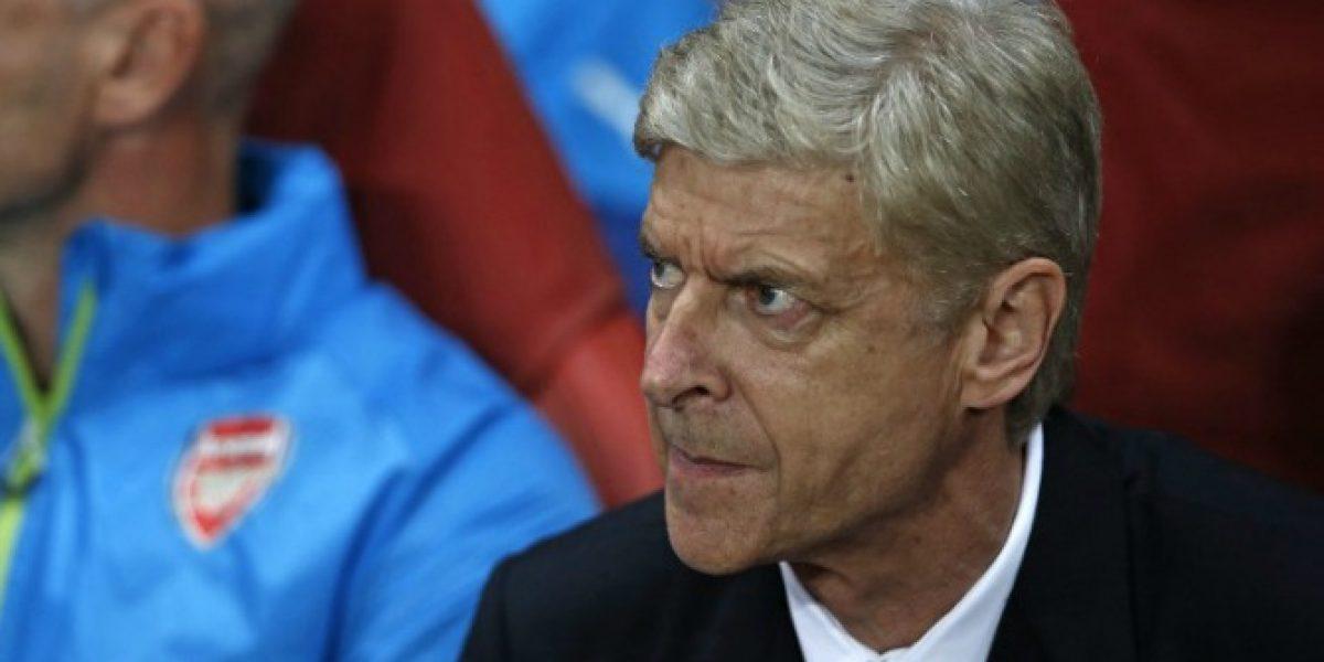 Arsene Wenger da su versión: