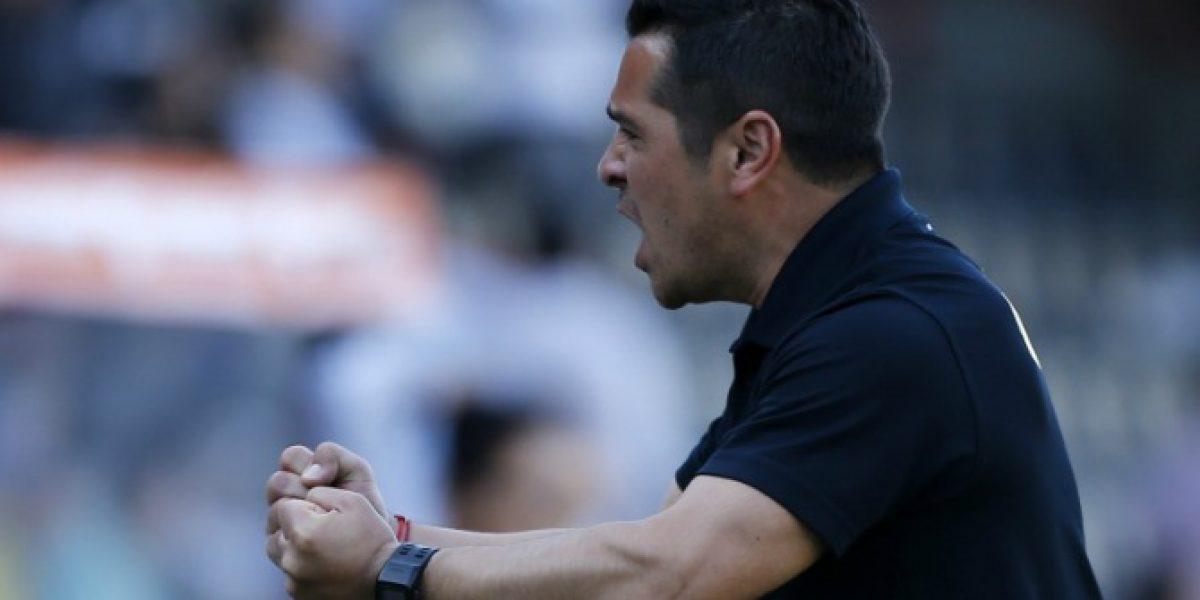Héctor Tapia y victoria alba: