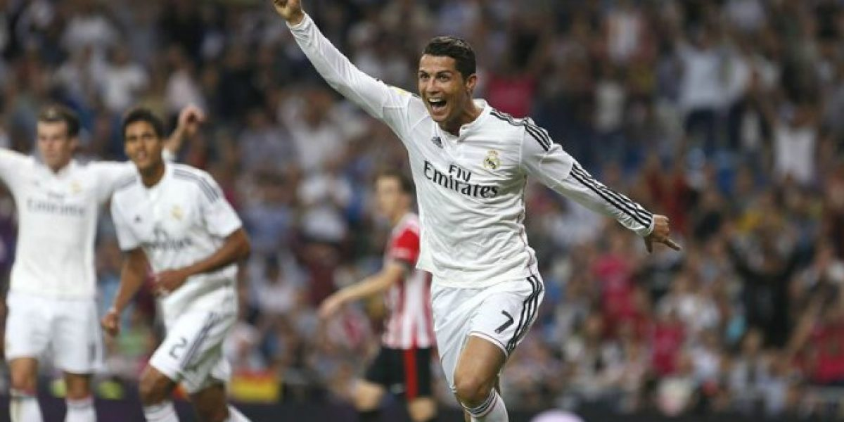 Real Madrid destroza al Athletic con nuevo triplete de Cristiano Ronaldo