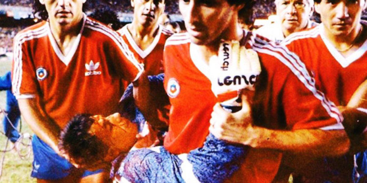 El fútbol se pone a tono: El recuerdo pelotero del término de la década de los ochenta