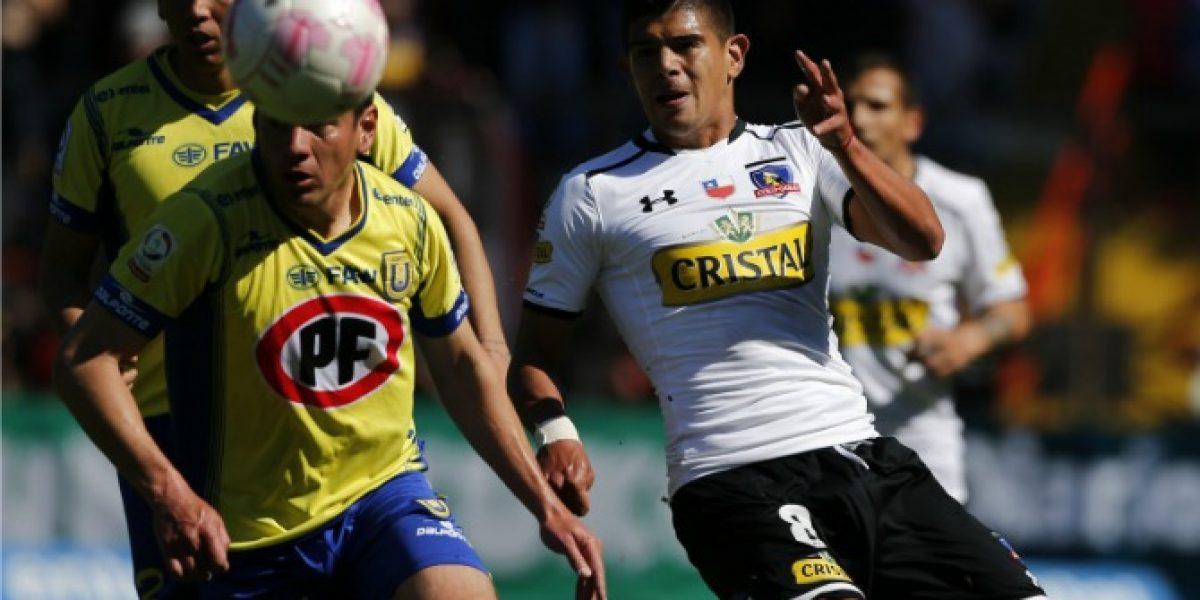En Directo: Universidad de Concepción versus Colo Colo