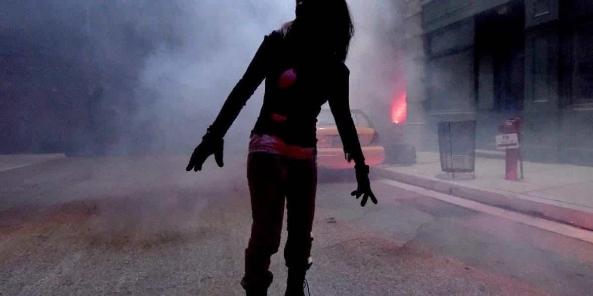 Con zombies incluidos fue la premiere de la 5º temporada de