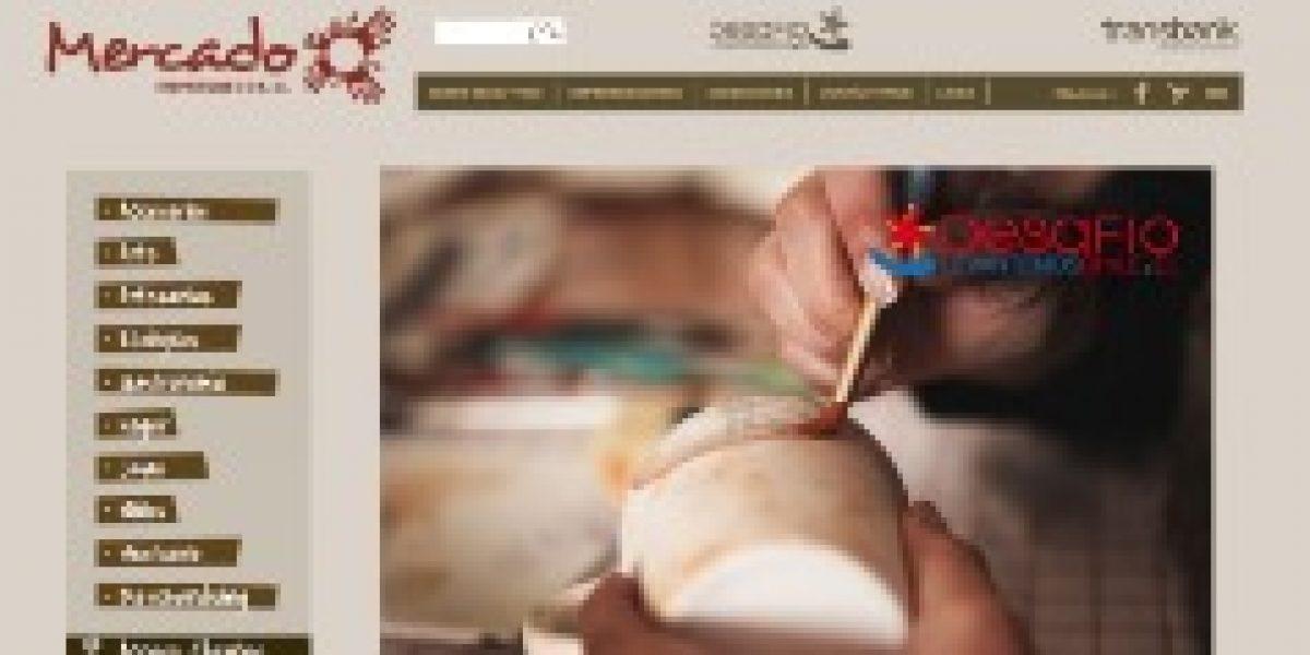 Lanzan portal para que emprendedores vendan sus productos por internet