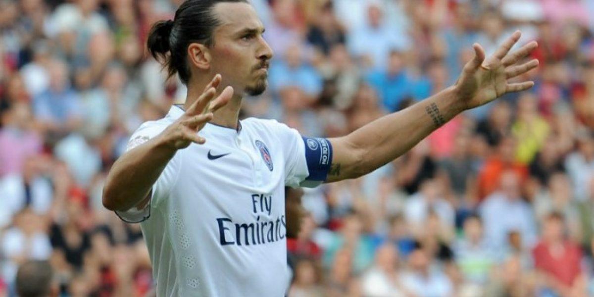 No se quería probar: El día que Ibrahimovic se enojó con Arsene Wenger