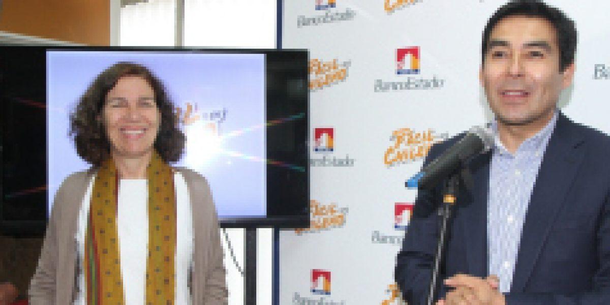 BancoEstado lanza programa de educación financiera