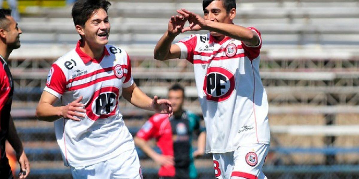 La insólita razón que dio Unión San Felipe para jugar sin público ante Wanderers