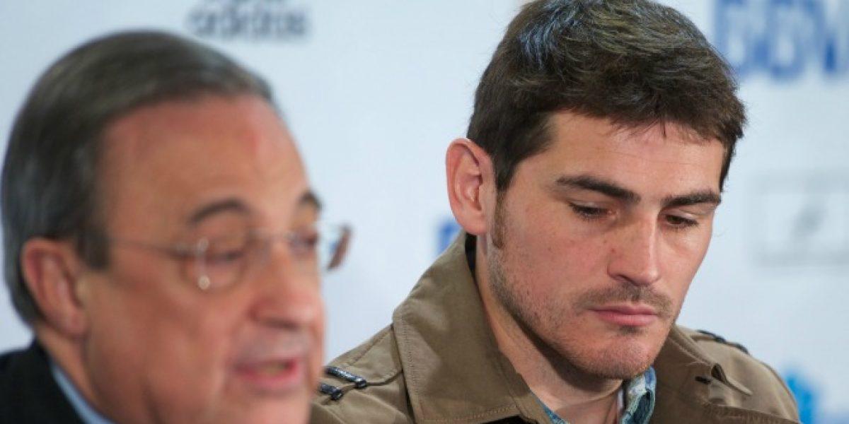 ¿Miedo a Florentino? Agente de Casillas pidió omitir comprometedora respuesta