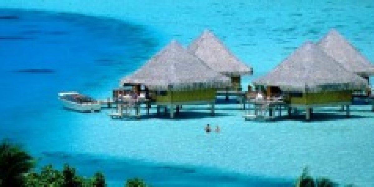 Veinte hoteles que tienen una vista increíble