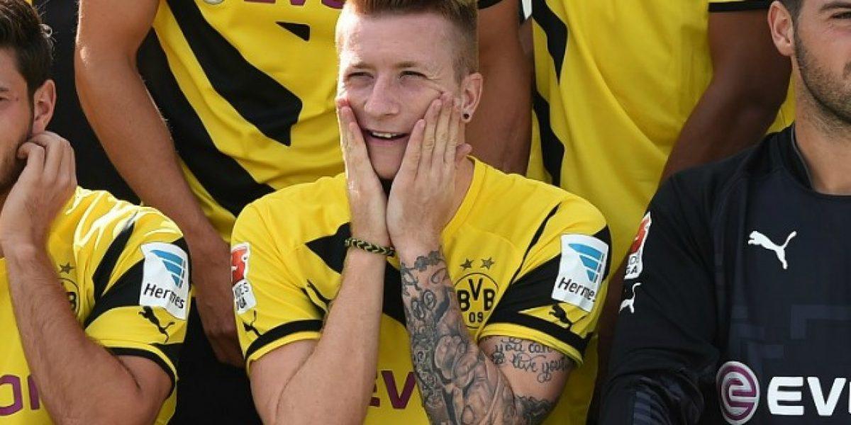 Pellegrini quiere a Reus: El City buscaría fichar a estrella del Borussia Dortmund