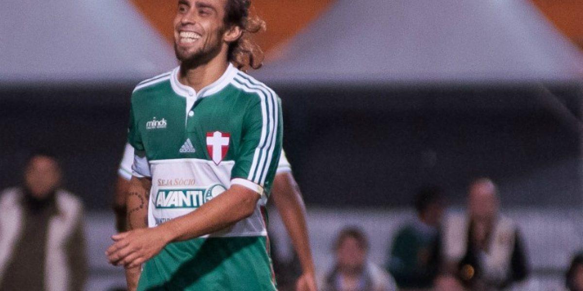 Todo un ídolo: Jorge Valdivia rompió récord con Palmeiras