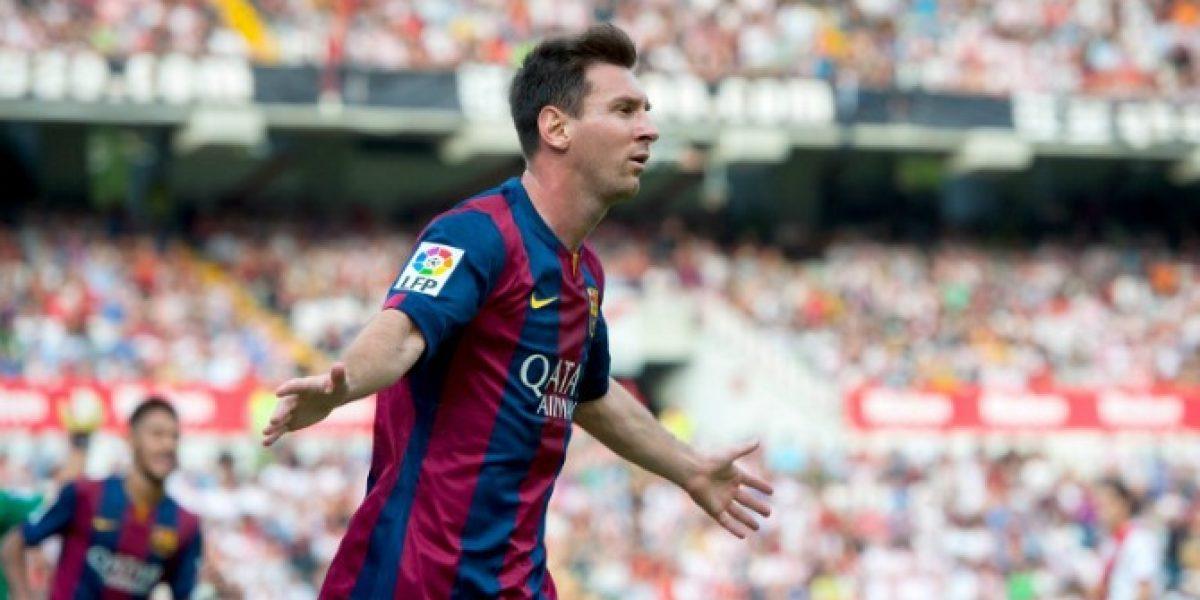 ¿Cómo? Messi podría recibir homenaje en el clásico del Bernabéu