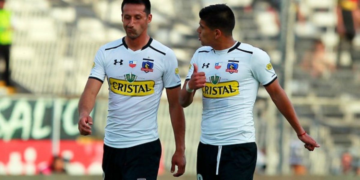 En Colo Colo avisan a la U: