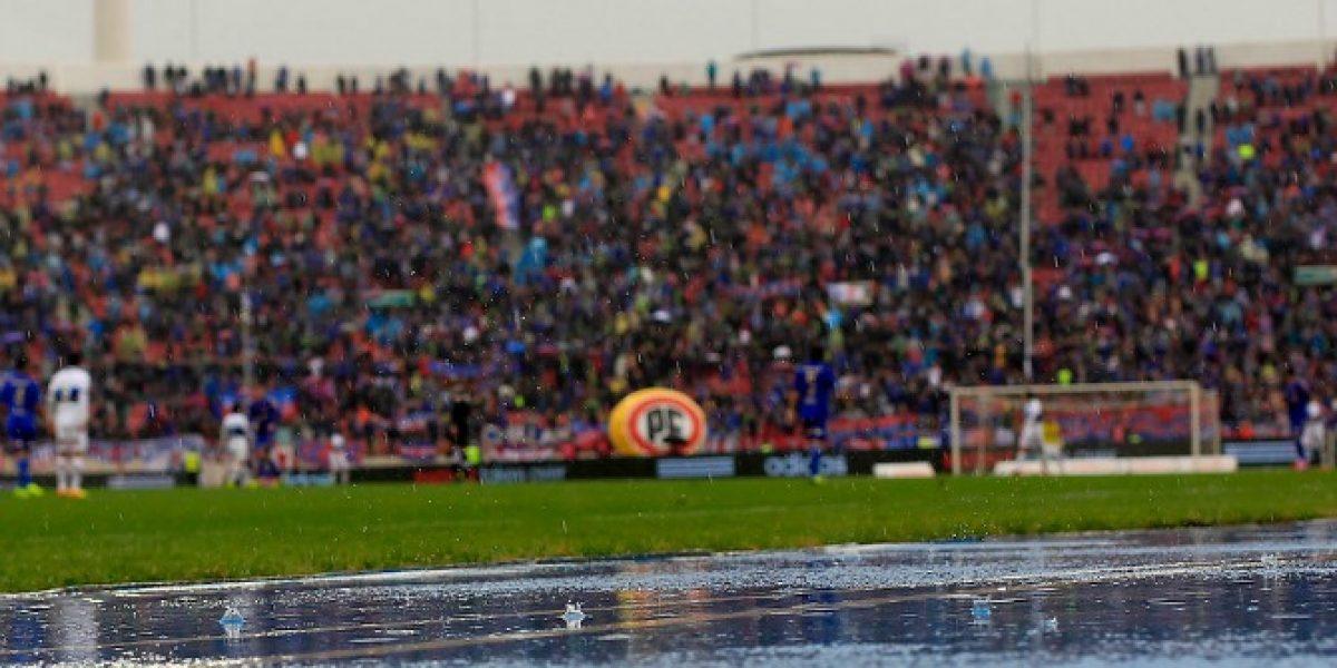 Vecinos de La Pintana se dividen por estadio de la U: