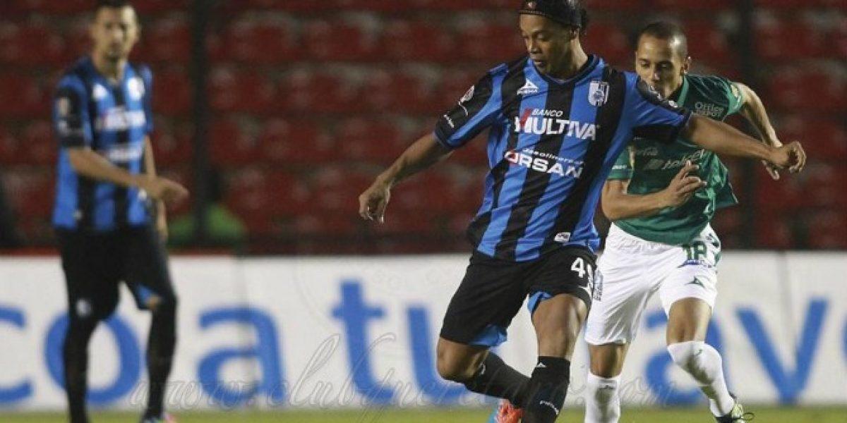 Se cansó: Ronaldinho pidió detener los insultos racistas